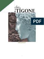 Antigone - Sófocles