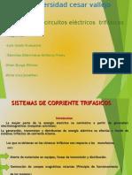 Circuitos Trifasicos Monografia Trabajo