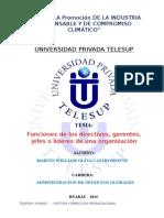 TG - Directivos,Gerentes,Lideres