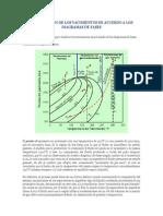 Clasificación de Los Yacimientos de Acuerdo a Los Diagramas de Fases