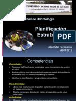 Proceso de Planificación Estrategica en salud
