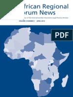African Regional Forum April 2014 1