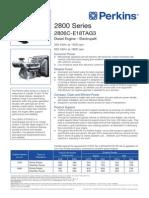 2806C Motor Electropak