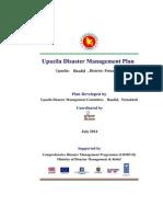 DM Plan Baufal Upazila Patuakhali District_English Version-2014