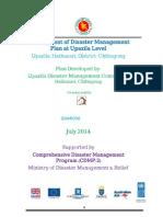 DM Plan Hathazari Upazila Chittangong District_English Version-2014