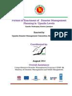 DM Plan Madarganj Upazila Jamalpur District_English Version-2014