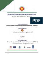 DM Plan Melandaha Upazila Jamalpur District_English Version-2014