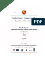DM Plan Mirsarai Upazila Chittagong District_ English Version-2014