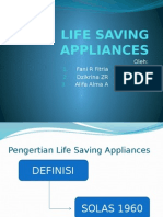 Life Saving Appliances