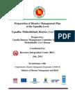DM Plan Moheshkhali Upazila Coxsbazar District_English Version-2014