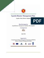 DM Plan Paba Upazila Rajshahi District_English Version-2014