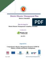 DM Plan Patuakhali District_English Version-2014