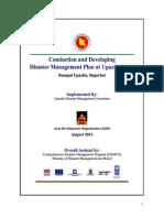 DM Plan Rampal Upazila Bagerhat District_English Version-2014