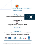 DM Plan Ukhia Upazila Coxsbazar District_English Version-2014