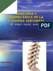 Anatomía y Biomecánica de La Columna Vertebral Unfsc