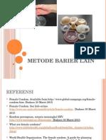 Metode Barier Lain