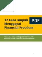 eBook - Financial Freedom