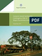 Earthquake Contingency Plan of Bogra Pourashava Area