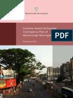 Earthquake Contingency Plan of Mymensingh Pourashava Area