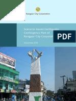 Earthquake Contingency Plan of Rangpur City Corporation Area