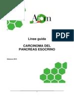 2014 LG AIOM Carcinoma Pancreas