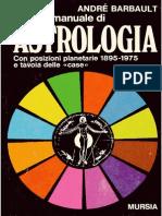 Andrc3a8 Barbault Piccolo Manuale Di Astrologia