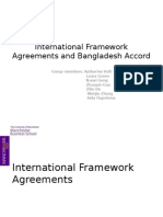 International Framework Agreements Revised