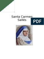 Santa Carmen Sallés