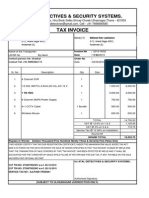 Nirankari Enterprises Invoice
