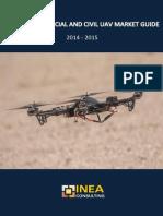 Global Commerical and Civil Uav Market Guide 2014-2015