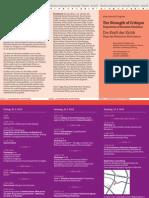 Kongress 2015 - Die Kraft Der Kritik. Wege Des Marxismus-Feminismus.