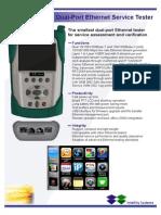 Etx-200 Datasheet Otdr