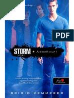 Brigid Kemmerer- Vihar (Storm)