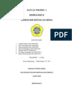 Hidrolisis II