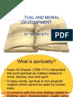 spiritual and moral development.ppt