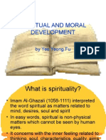 spiritual and moral development.ppt