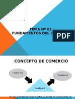 Generalidades Del Comercio y Comerciante