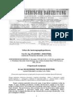O hipotezach wytężenia - polskie tłumaczenie cytowanej przez wielu autorów pracy Włodzimierza Burzyńskiego opublikowanej w 1929 r. w Schweizerische Bauzeitung.