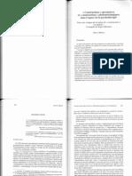 Mesnil Joëlle. Constructions Spéculatives Et Constructions Phénoménologiques Dans l'Espace de La Psychothérapie (1)