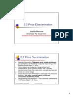 2.2.PriceDiscrimination Short 2012 2013