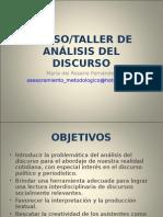 Analisis Del Discurso
