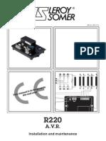 R 220 AVR