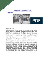 Trotsky, Clausewitz, La Guerra y La Política