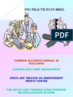 Acct Pract_ACCOUNTING PRACTICES IN BHEL