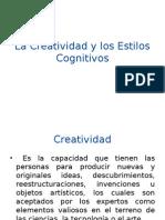 La Creatividad y Los Estilos Cognitivos.