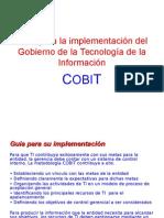 Guía para la implementación del Gobierno de la TI.ppt