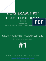 Majlis Guru Cemerlang Exercise P1+Skema A