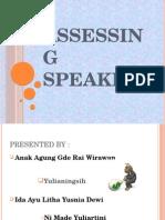 Assessing Speaking3