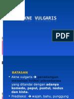 Akne Vulgaris Kd