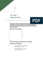 1. Quiz Fisica General 1